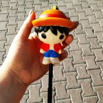 One Piece- Luffy Squishy Kalem
