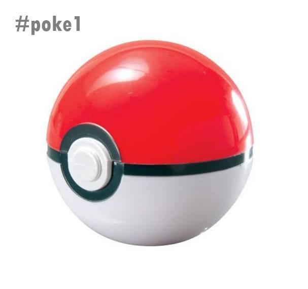 Kırmızı Pokemon Topu